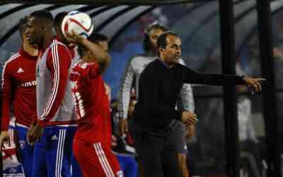 Oscar Pareja da indicaciones para FC Dallas