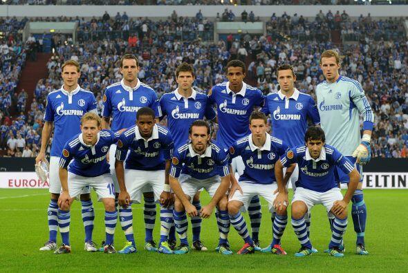 La Supercopa alemana enfrentó a Borussia Dortmund y a Schalke 04...