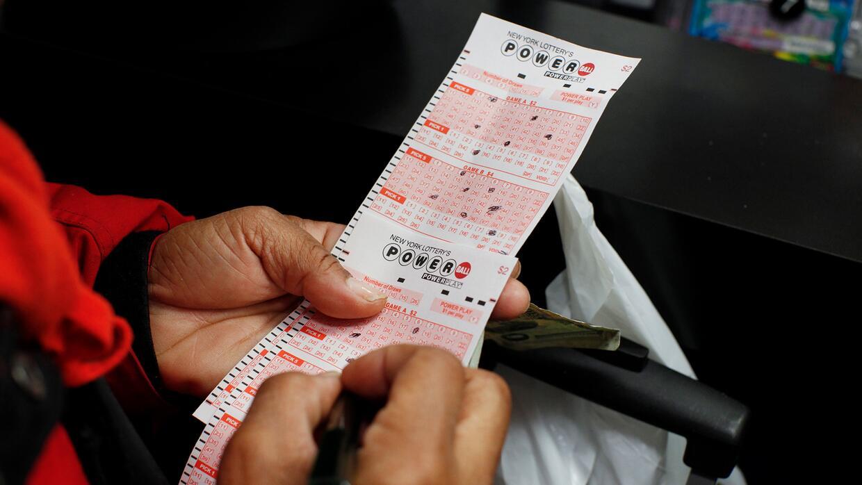 Si jugó a la lotería hace poco en Nueva York, mire su boleto porque podr...