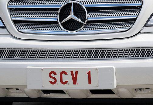 Identificación SCV 1: Significa Stato della Città del Vaticano o Status...