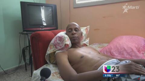Desmienten rumores sobre la muerte de Guillermo Fariñas