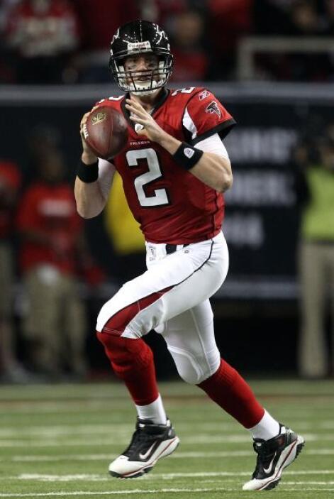 52. Matt Ryan (quarterback - Atlanta Falcons)