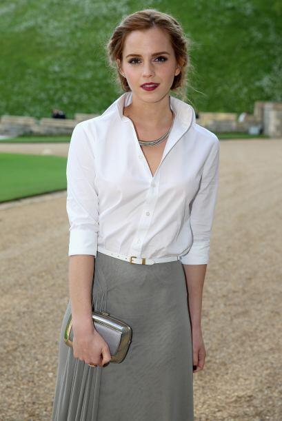 La bella Emma Watson.Mira aquí lo último en chismes.