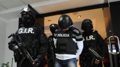 La detención se llevó a cabo durante un operativo en un exclusivo sector...