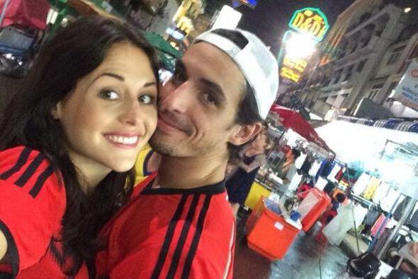 Zuria Vega Todo sobre el Mundial de Brasil 2014.