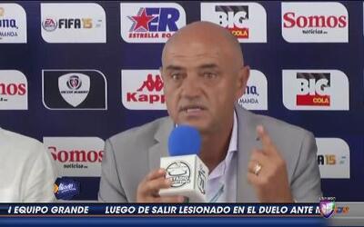 José Luis Sánchez Sola: 'La camisa del Puebla sale a ganar siempre'