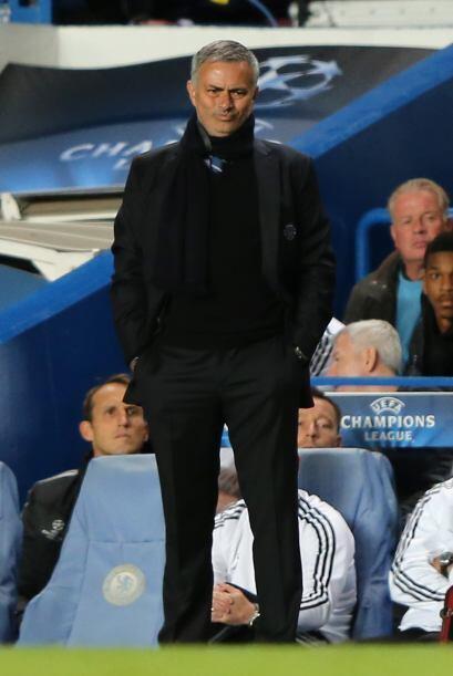 Pero el entrenador portugués tenía cosas más importantes de qué preocupa...