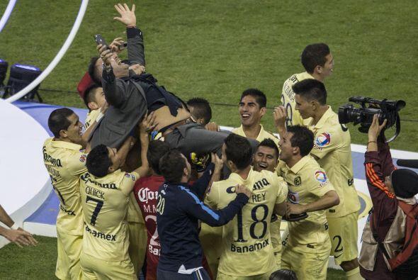 El América logró consagrarse campeón en medio de polémicas y conflictos...