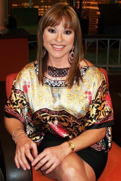 Rosana informará a sus seguidores de Univisión lo que pase...