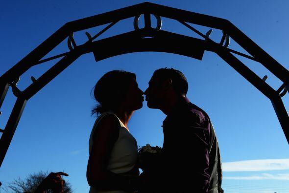 Aunque no lleguen a casarse, algunas parejas  escocesas y de todo el mun...