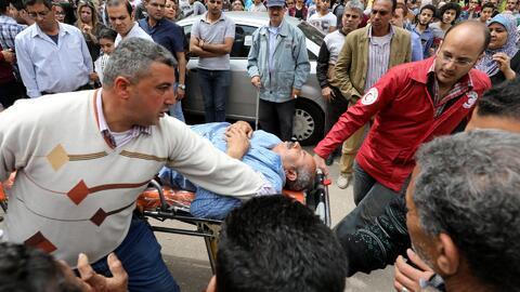 Dos ataques a la iglesia copta de Egipto dejan más de 40 muertos