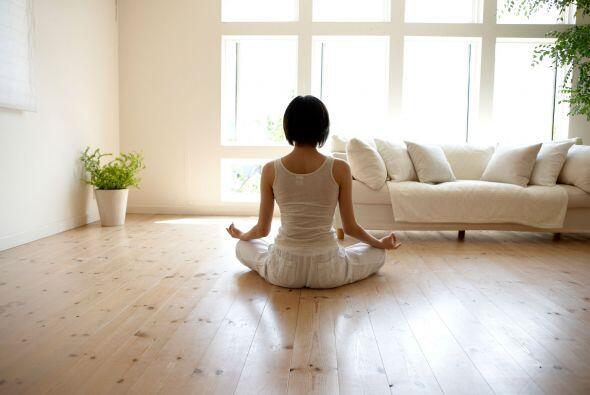 Un rincón zen puede ser el lugar propicio para meditar, para conectarte...