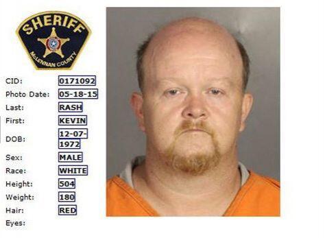 Kevin Rash (Departamento de Policía de Waco).