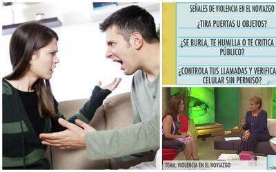 Dile no a la violencia en el noviazgo