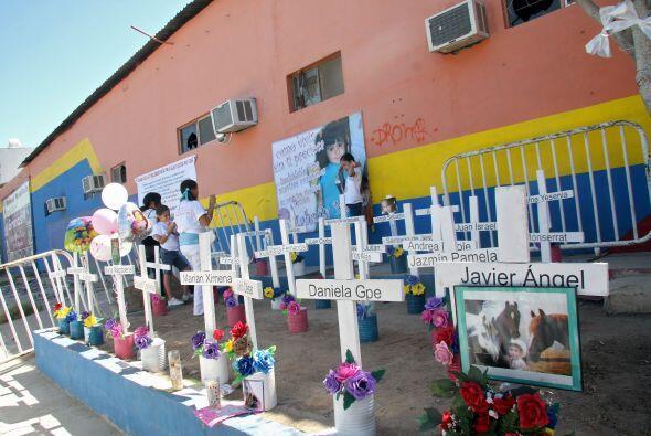 Una de las tragedias más graves de las historia de México,...