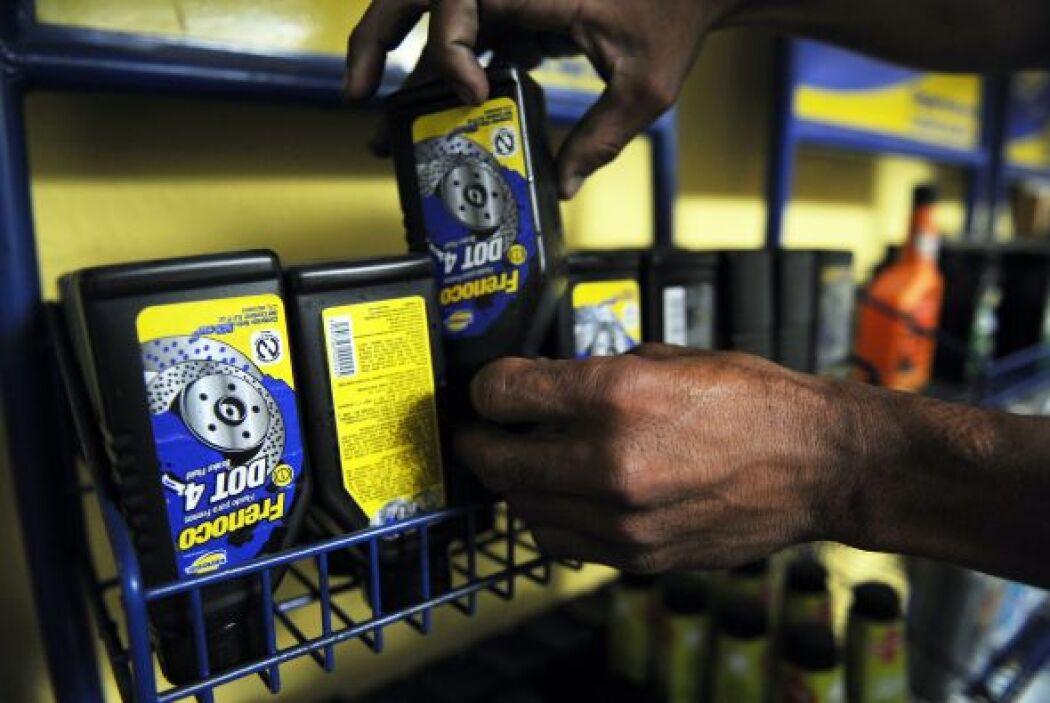 """""""Con esta acción vamos a bajar los precios de los lubricantes y vamos a..."""
