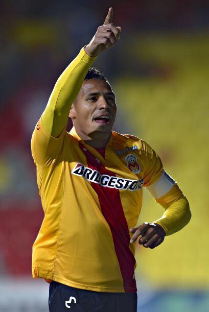 Es oficial, el volante colombiano Aldo Leao reforzará el medio campo de...