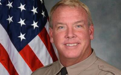 El oficial Craig Hutchinson murió tras recibir un disparo en un intento...