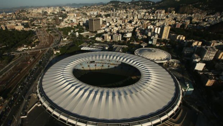 Los partidos se jugarán en los estadios Maracaná y Olímpico (Río de Jane...