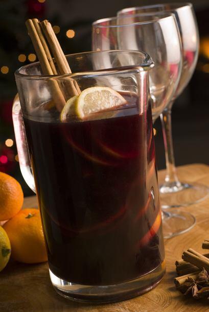 Algunas personas prefieren ponerle alcohol, otras sólo con el sabor de l...