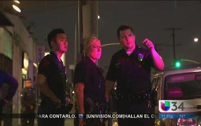 LAPD busca la confianza de los angelinos