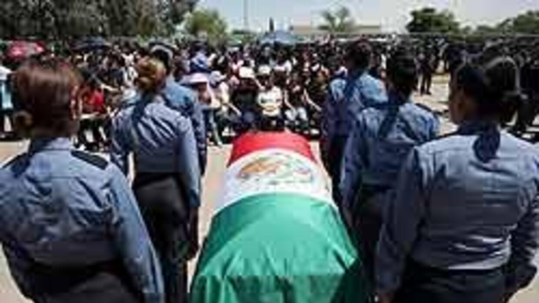 Un policía más fue asesinado en Juárez; ya suman 33 los asesinatos de ag...