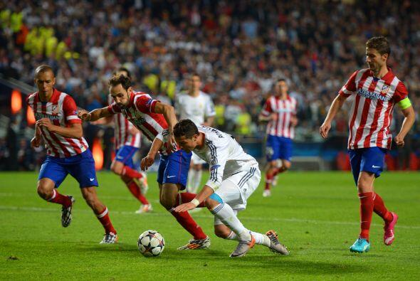 Y si faltaba alguien por aparecer, Cristiano Ronaldo hizo patentes las c...