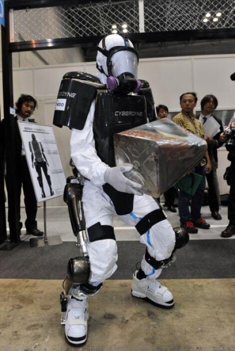 """""""HAL"""" también es capaz de captar señales corporales a través de la piel..."""