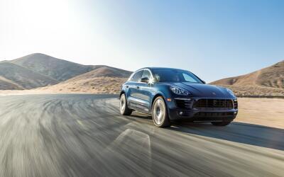 Imágenes Porsche Macan