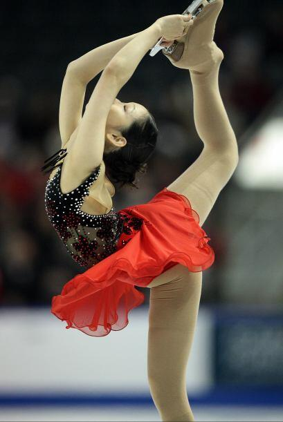 La hermosa representante de Japón Haruka Imai.
