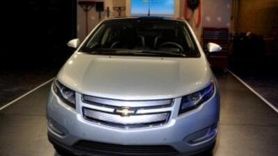 El Chevy Volt salió a la venta en diciembre enalgunos mercados de Estado...