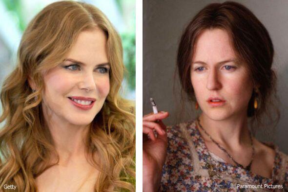 Nicole Kidman ha sido considerada un símbolo sexual, pero en su papel de...