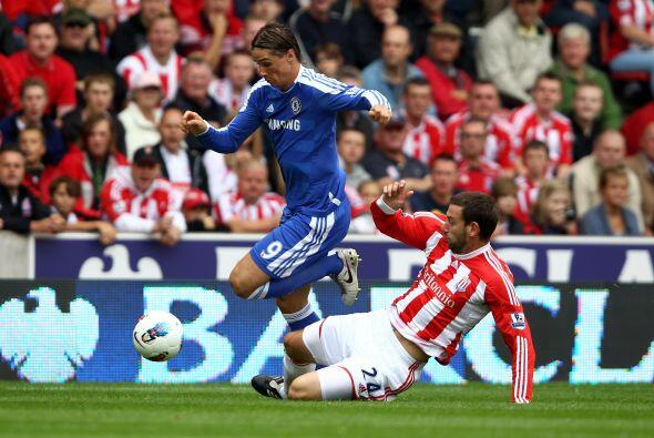 Los 'Blues' enfrentaron al Stoke City.