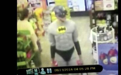 Esta es la imagen del sospechoso de robar 36 Budweisers.