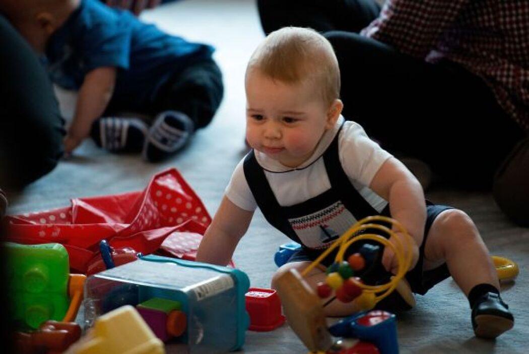 La curiosidad de esta edad es lo más recurrente, pues los bebés ya gatea...