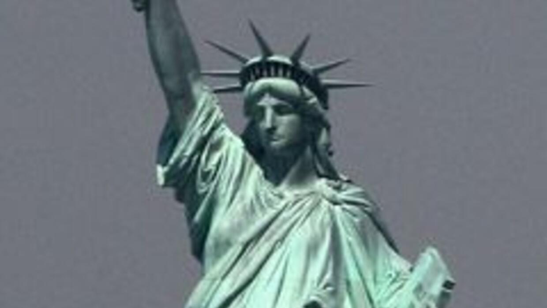 Réplica de la nariz de la Estatua de la Libertad será subastada en Nueva...