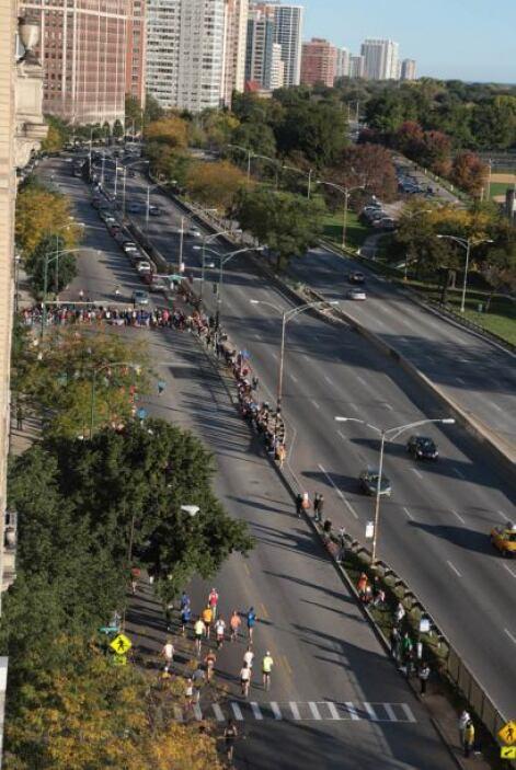 Este año en la edición #36 del maratón se caracterizó por la extrema seg...