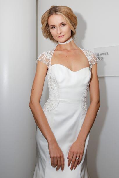 El vestido es una de las elecciones más difíciles para una novia, pero n...