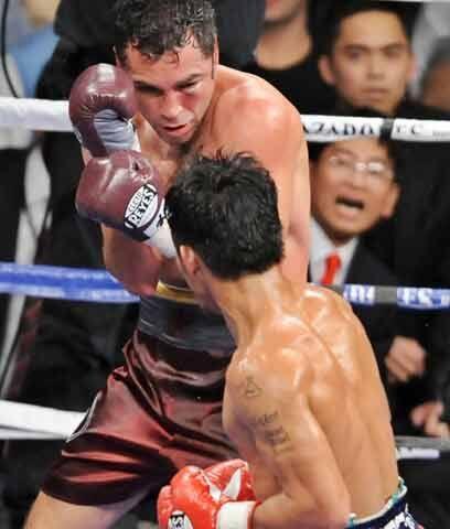Punto final ante Manny PacquiaoEn diciembre del 2008 Oscar De la Hoya bu...
