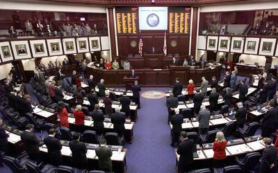 La propuesta de reformas a la ley de condóminos en Florida se encuentra...
