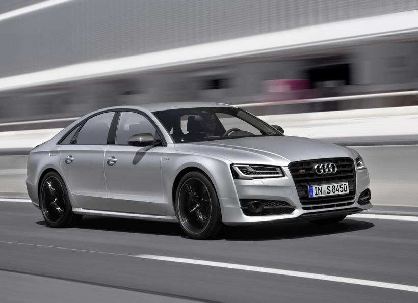 Audi llega a Los Angeles con sobrepeso de potencia en las maletas Screen...