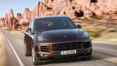 La Cayeene será la primera SUV de lujo con una versión híbrida enchufabl...