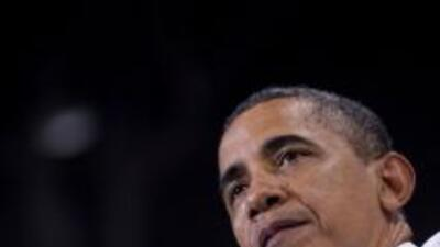 El presidente Obama promulgó la ley que aumenta las sanciones criminales...