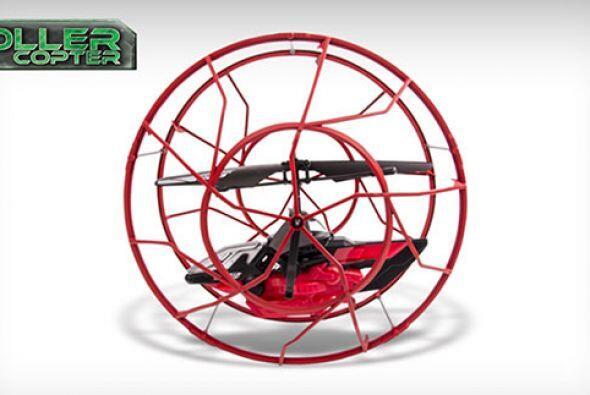 Air Hogs Atmosphere Axis.  Esta esfera volará sobre cualquier sup...