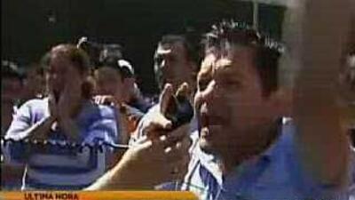 Alta tensión en la Sexta y Union por muerte a tiros de guatemalteco.
