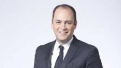 Mariano Gielis reportero Noticias Univision Chicago