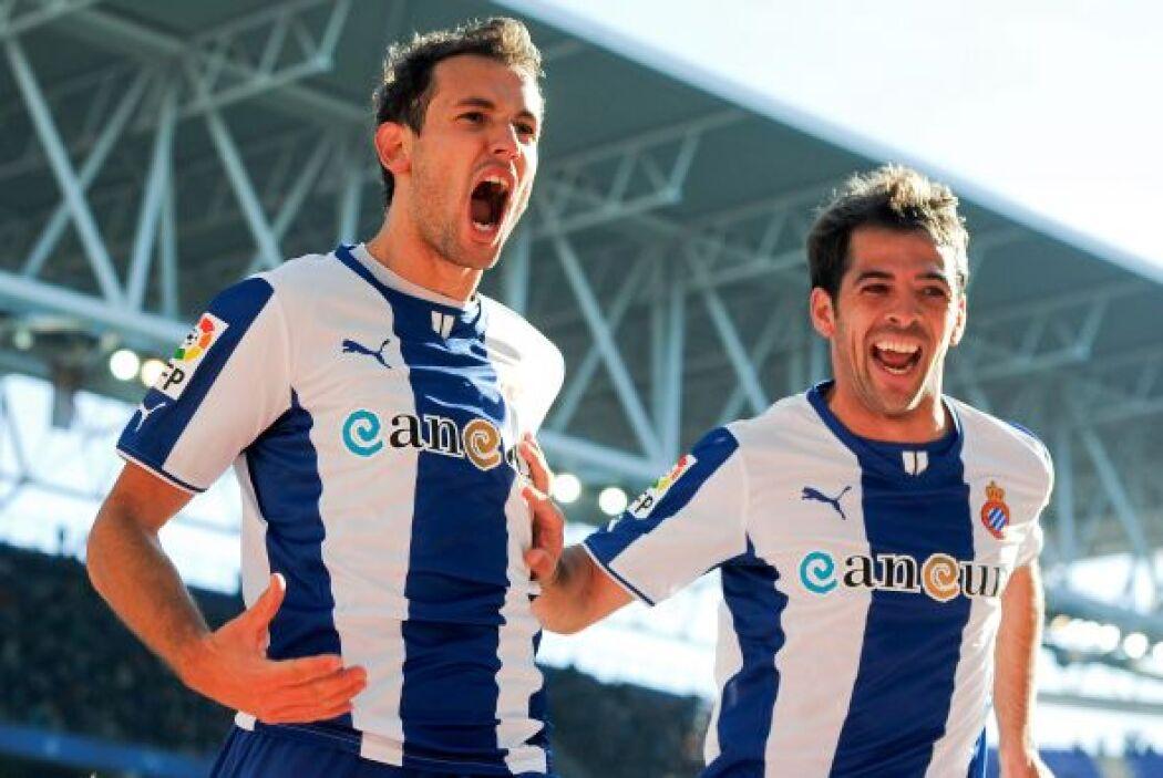 El mismo Stuani marcó otro tanto y Víctor Sánchez hizo uno más para que...