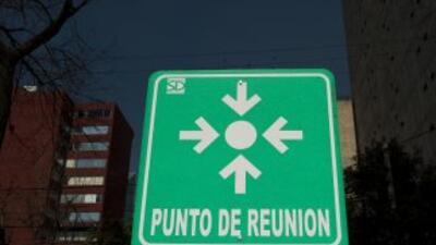 Estos son algunos de los señalamientos que se pueden ver en la Ciudad de...