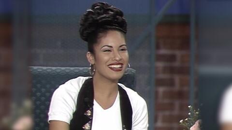 Selena quería llegar a ser como Jon Secada o Gloria Estefan