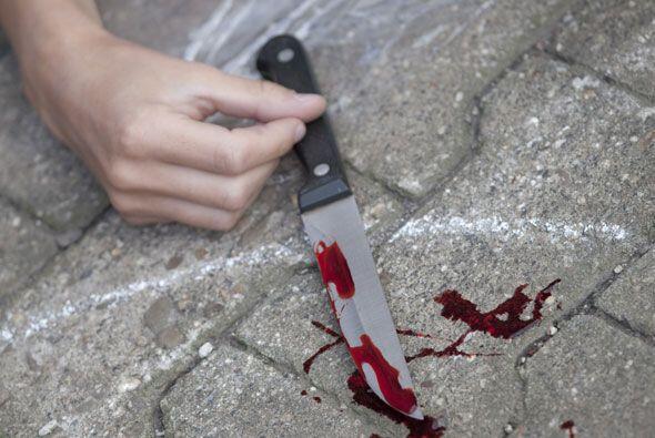 Hombre se removió el pene con una chuchilla 'X-acta' en Fremont   Parece...